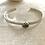 Thumbnail: Emerald Cuff Bracelet
