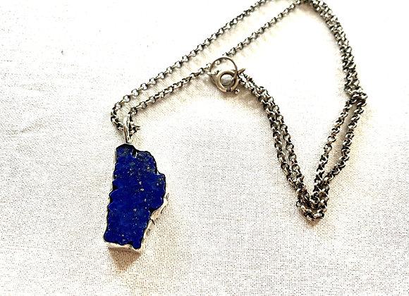 Lapis Lazuli Lake Tahoe Necklace