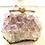 Thumbnail: Opal Heart Cuff Bracelet