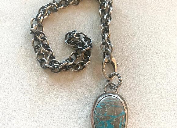 Nevada Royston Turquoise Necklace