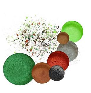 Epoxy Metallic Color Pigments, View Meta