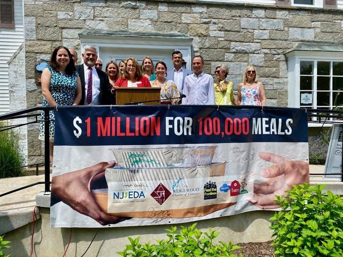 The HealthBarn served 100,000 meals