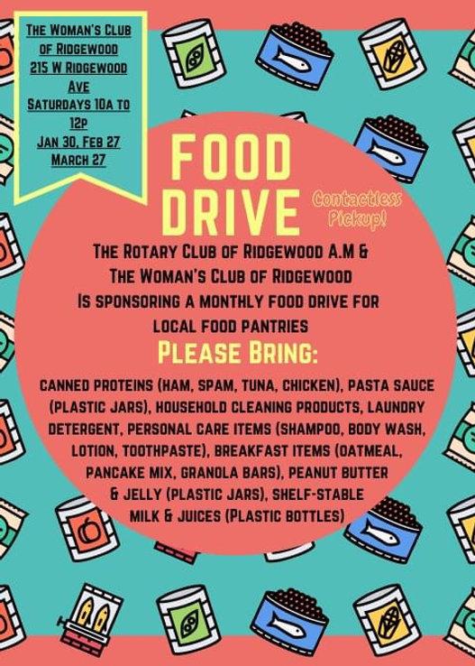 RotaryWomen's Club Food Drive flyer.JPG