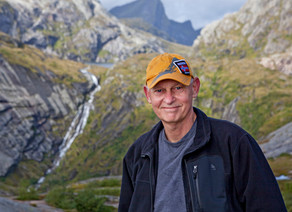 Rotarian Ken Espenak