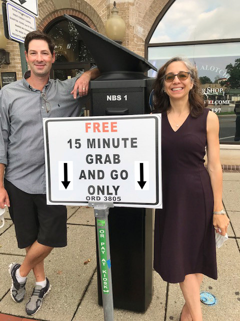 Ridgewood AM Rotary supports Grab and Go
