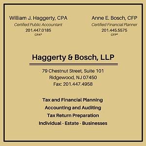 Copy of Copy of William J. Haggerty, CPA
