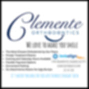 Clemente orthodontics Rotary supporter