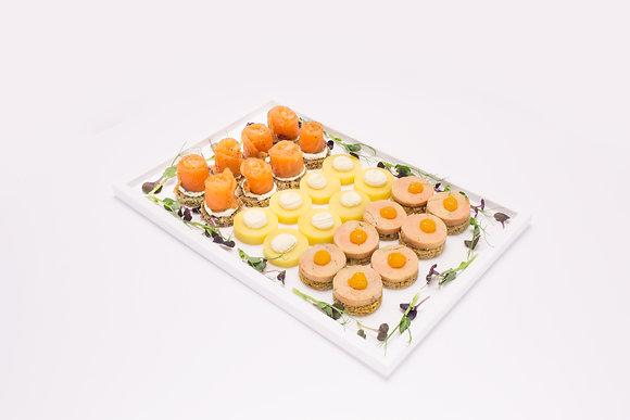 Gastronomique platter