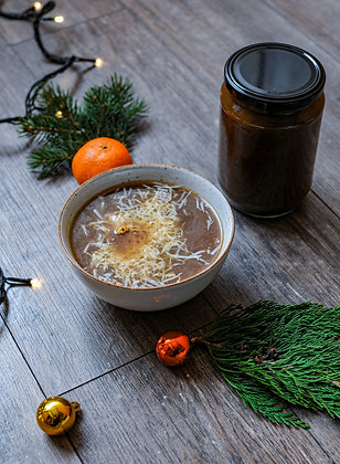French onion soup - for 2-3 people, 720 gr.