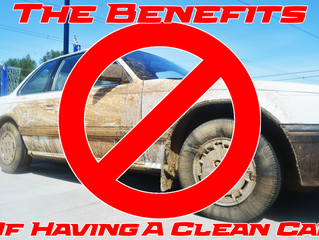 The Benefits of Having a Clean Car