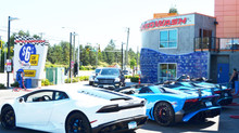 SpeedWash Uses The Same System as Lamborghini
