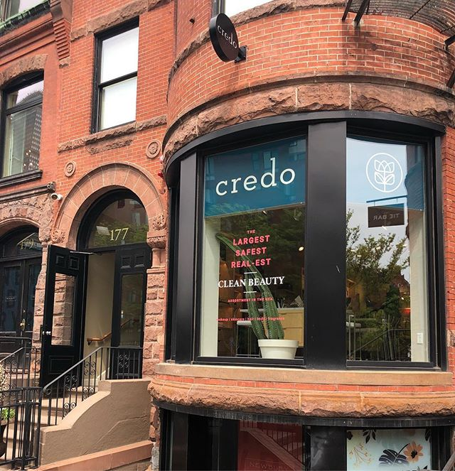 Credo Beauty Boston