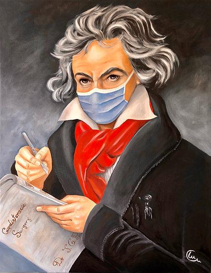 Beethoven...músico o cirujano...?