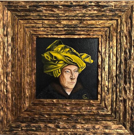 El Señor del Turbante Amarillo