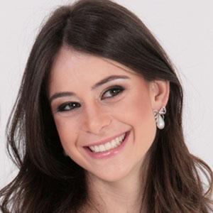 Professora Júlia Mourão Braga Diniz