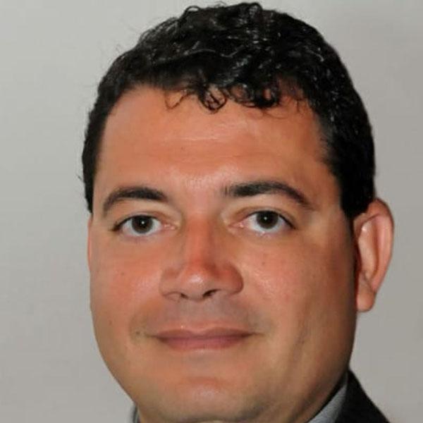 Professor Frank Ferreira Silveira