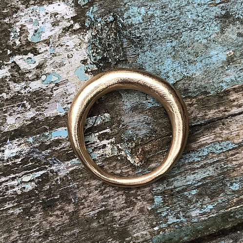 Peach Gold ring