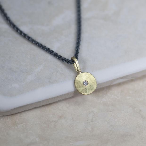 Small Sun & Star pendant