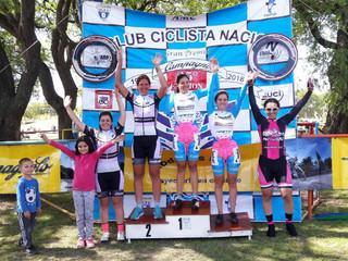 VICTORIA DE LAS LADIES POWER EN EL GRAN PREMIO CAMPAGNOLO