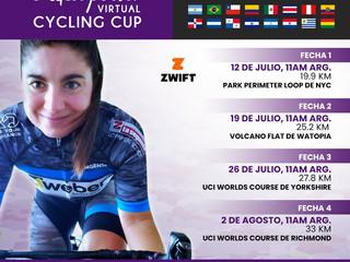SE VIENE LA LADIES POWER VIRTUAL CYCLING CUP
