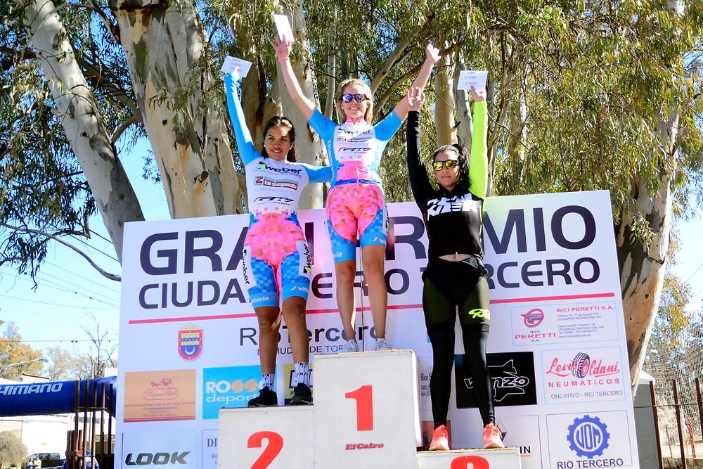 Foto: Luis Rojo Mallea - Gran Premio Ciudad de Río Tercero