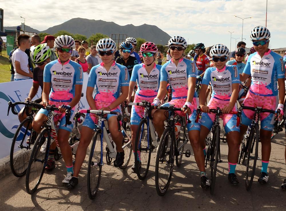 Foto gentileza Claudio Rodríguez (Prensa Vuelta San Luis Internacional)