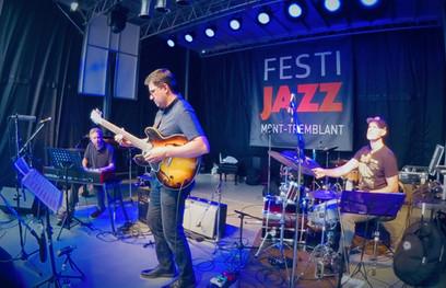 RJI Organ Trio FestiJazz 2021