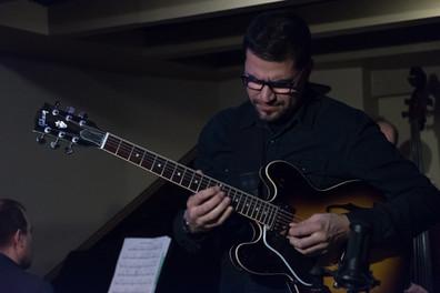 Carlos Jiménez Quintet