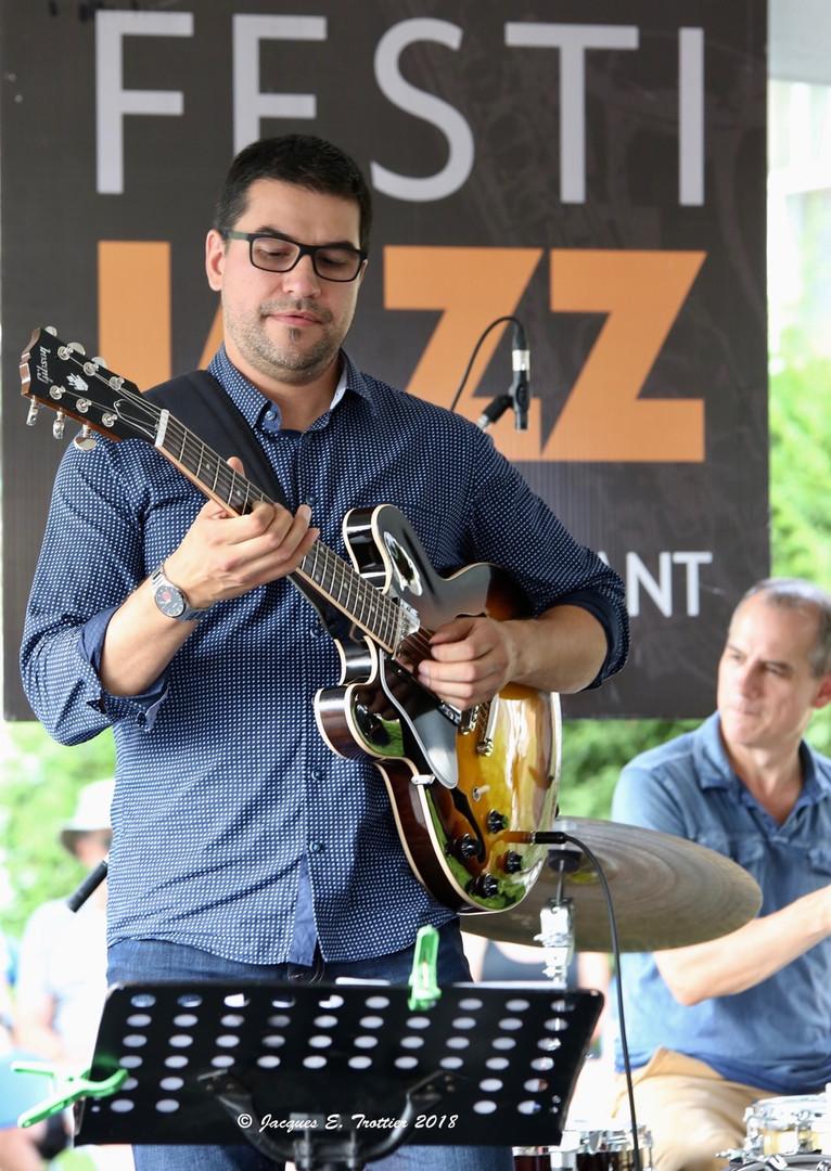 Festi Jazz Mont-Tremblant 2018