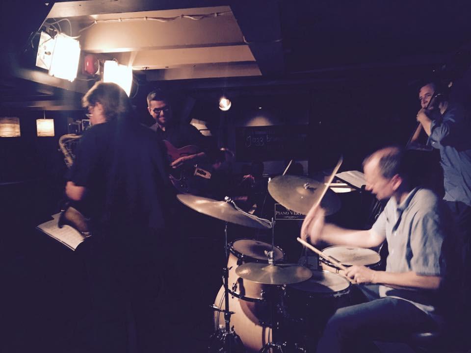Carlos Jimenez Quintet