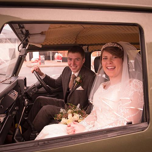 Fenton Wedding