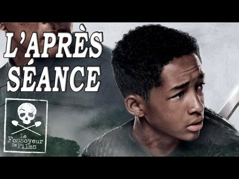 L'APRÈS-SÉANCE - After Earth