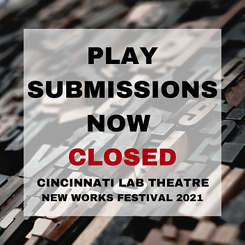 Play Submissions Closed