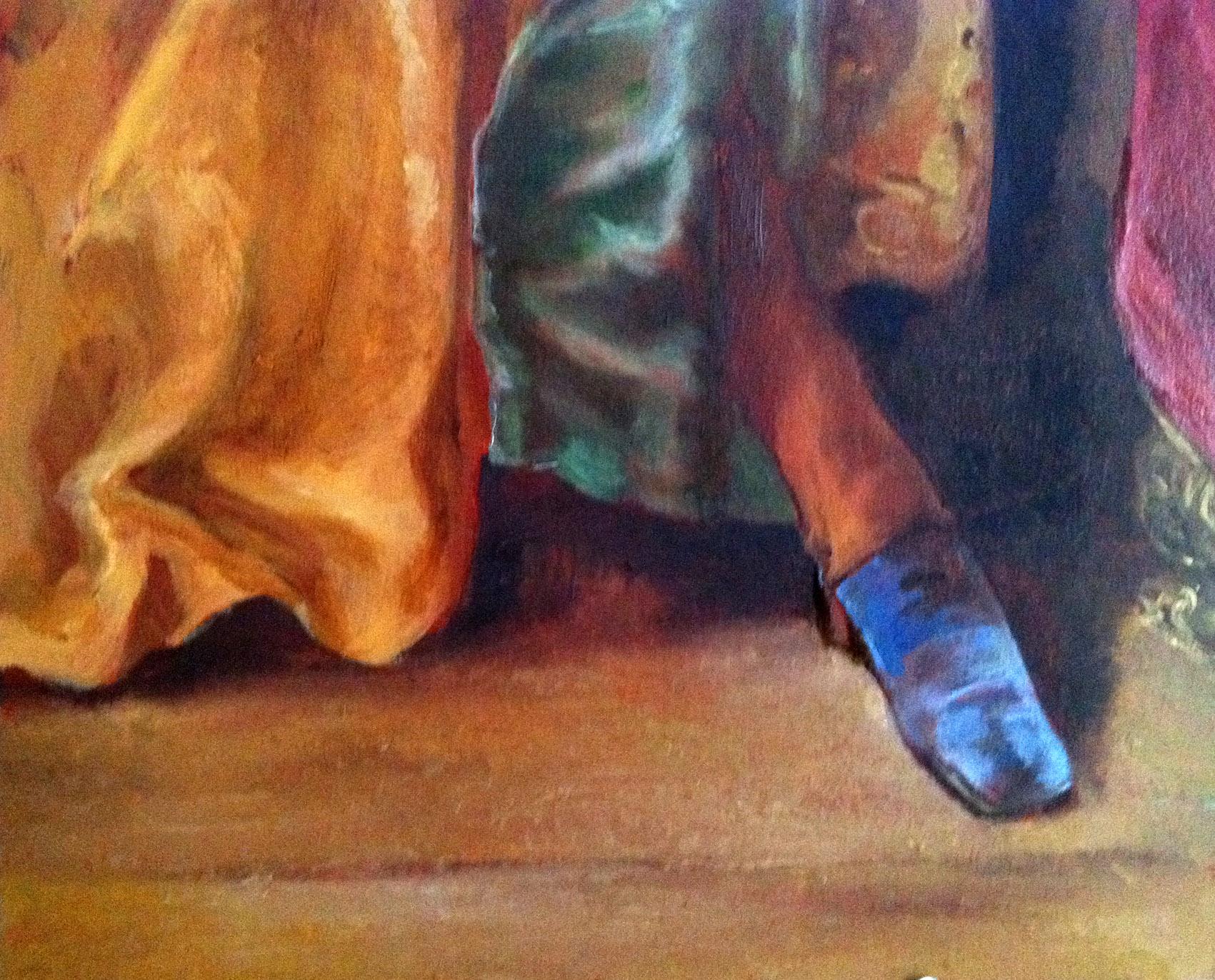 le pied du roi