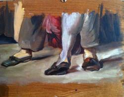les pieds de Boilly