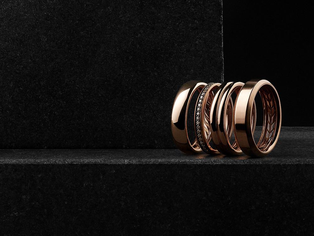 anello d'oro uomo, laboratorio orafo, bergamo