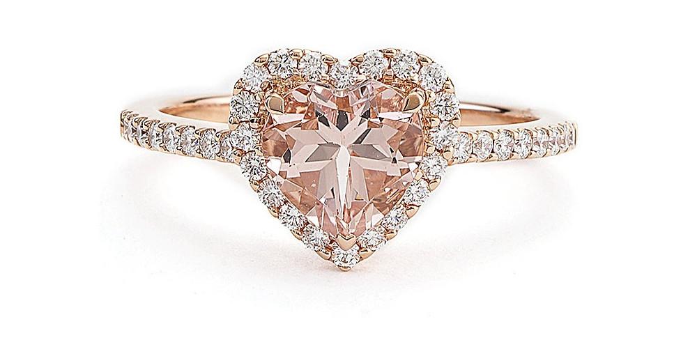 anello con diamante laboratorio orafo