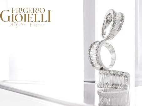 ANELLI IN ORO BIANCO, il gioiello moderno per eccellenza!