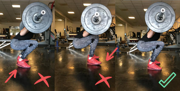 tips on how to squat