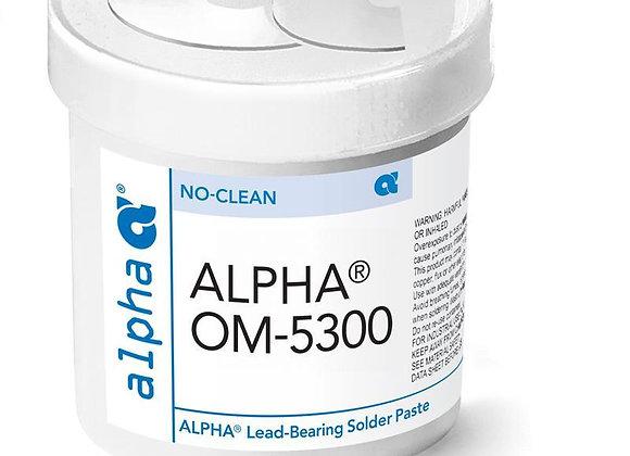 Паста паяльная ALPHA OM5300 0,5 кг ALPHAMETALS