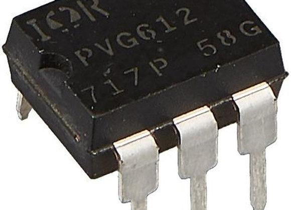 PVG612PBF, 1-полярное реле НО 60В 1А АС / 2А DC