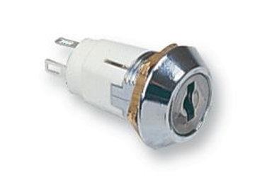 Выключатель с ключом ВLORLIN SRL-5-D-S-2