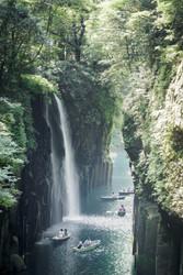 宮崎 高千穂峡