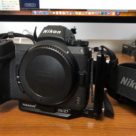Nikon Z6を購入した話。