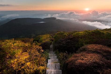 宮崎 韓国岳