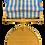 Thumbnail: FN´s Korea medalje m/båndstripe og original eske