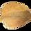 Thumbnail: Kjede 925s Hvit emalje  40.5cm