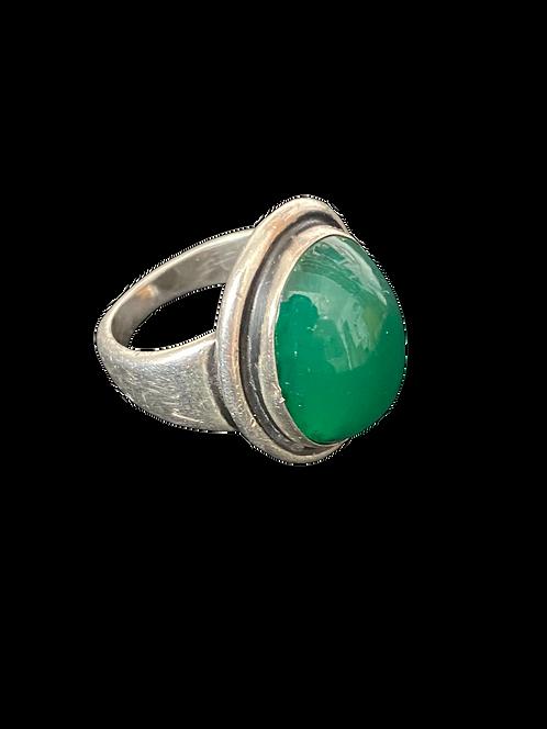 Daurup Denmark Ring 925s  Str.14/54
