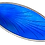 Thumbnail: Brosje 925s  Blå emalje  9.3g