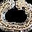 Thumbnail: Armbånd 925s  88,9g  18,5cm